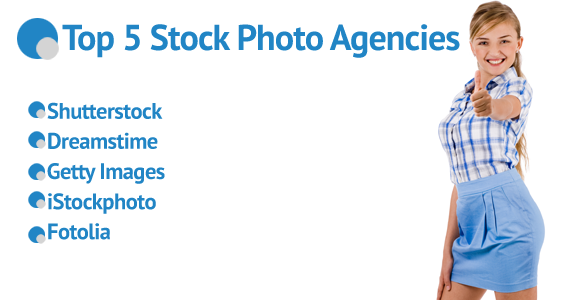 Top 5 Stock Photo Agencies